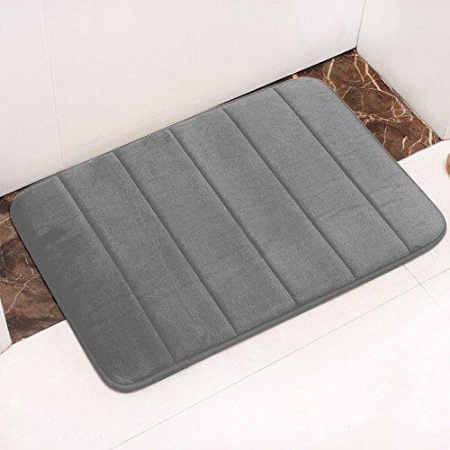 bathroom mat vanra(tm) bath mat ... GJCFQNH