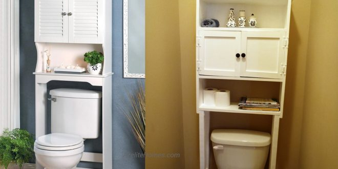 bathroom organizers above toilet | bathroom trends 2017 / 2018 ADTPOSS