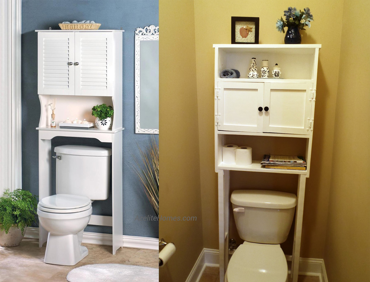 Shortage Remedy – Bathroom Organizers