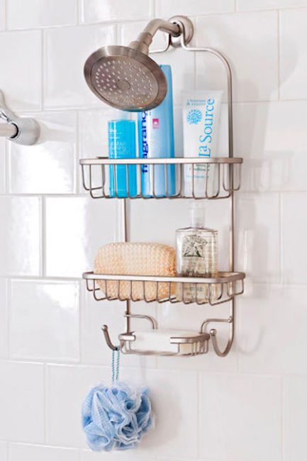 bathroom organizers use your showeru0027s  HIMUJCF