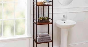 bathroom shelves warren mixed material 5-tier 12 YEHHEMK