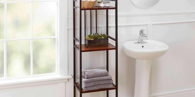 bathroom shelves warren mixed material 5-tier 12 YEHHEMK