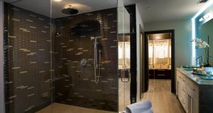 bathroom shower designs | hgtv DMLKKCY