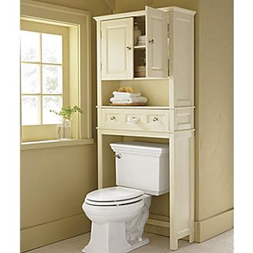 Bathroom Space Saver Bath Storage   Thoughtfully Designed And Well Built,  The Ridgeway Space CBYJWYJ