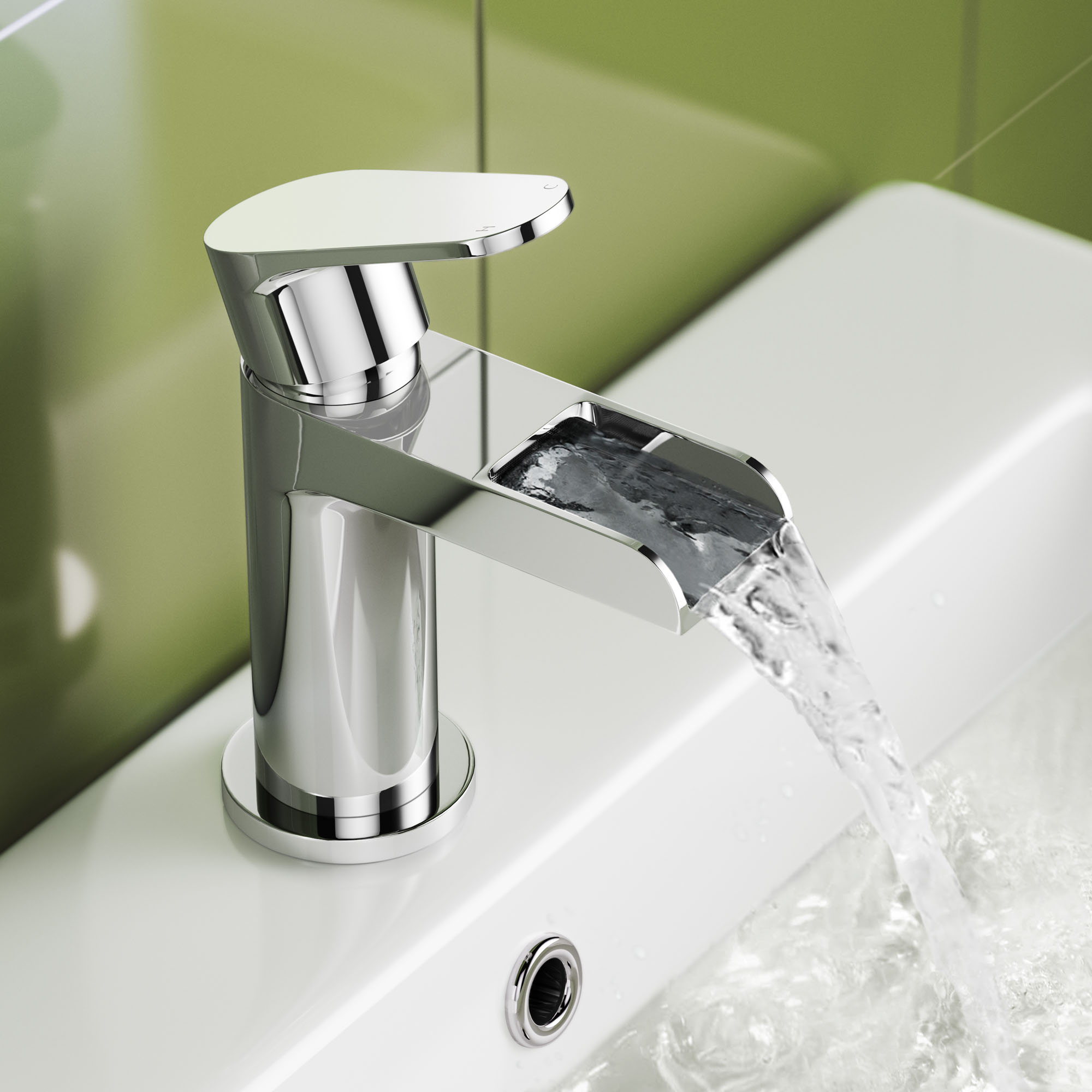 bathroom taps get stylish and elegant bathrooms taps - designinyou VIKGANN