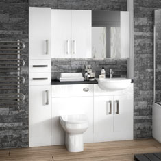 bathroom units from £18.65; fitted bathroom furniture XJTTXQD