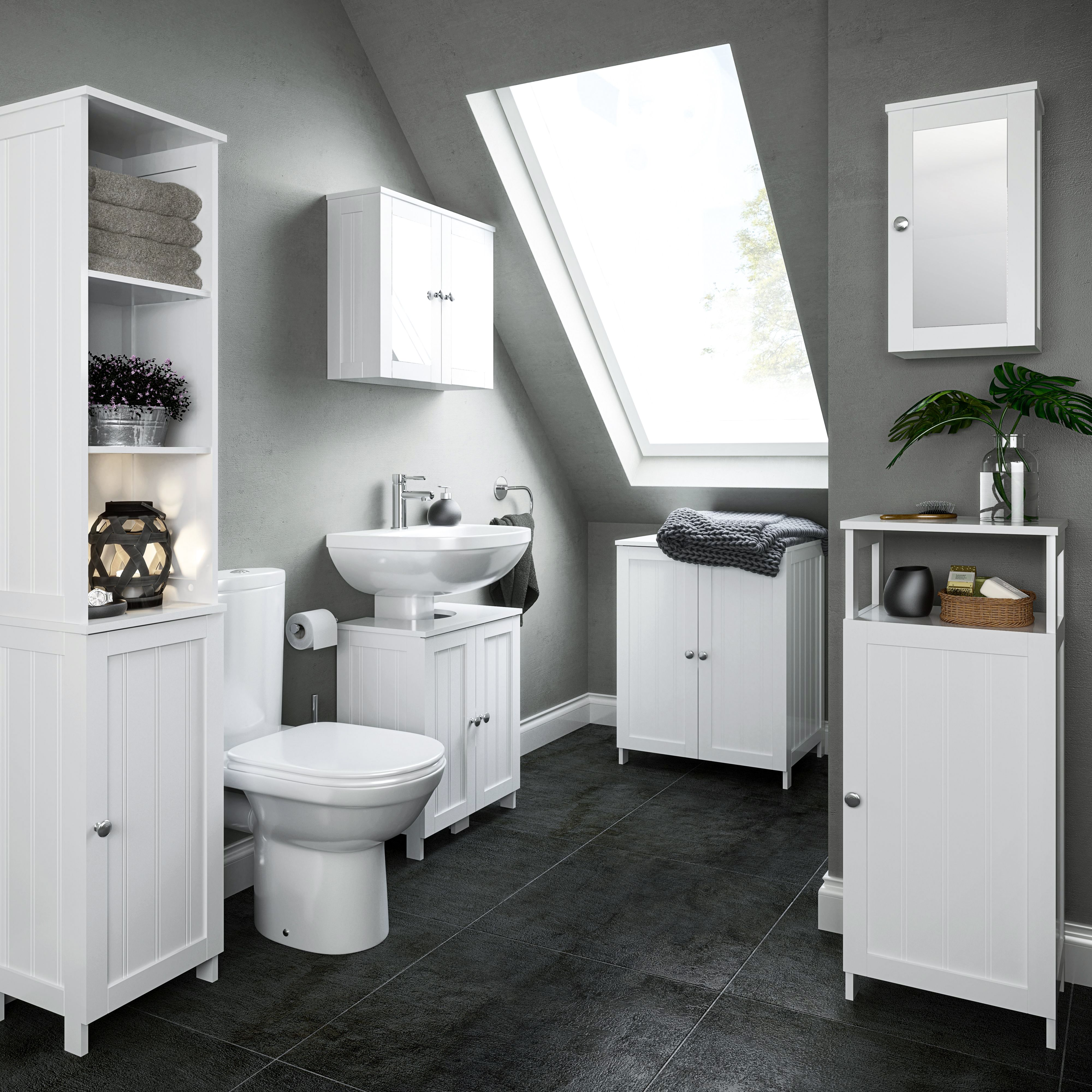 bathroom units nicolina freestanding bathroom furniture LSRXWWY