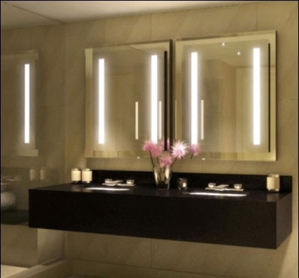 bathroom vanity mirrors with lights bath vanity heated mirror CZWSGVF