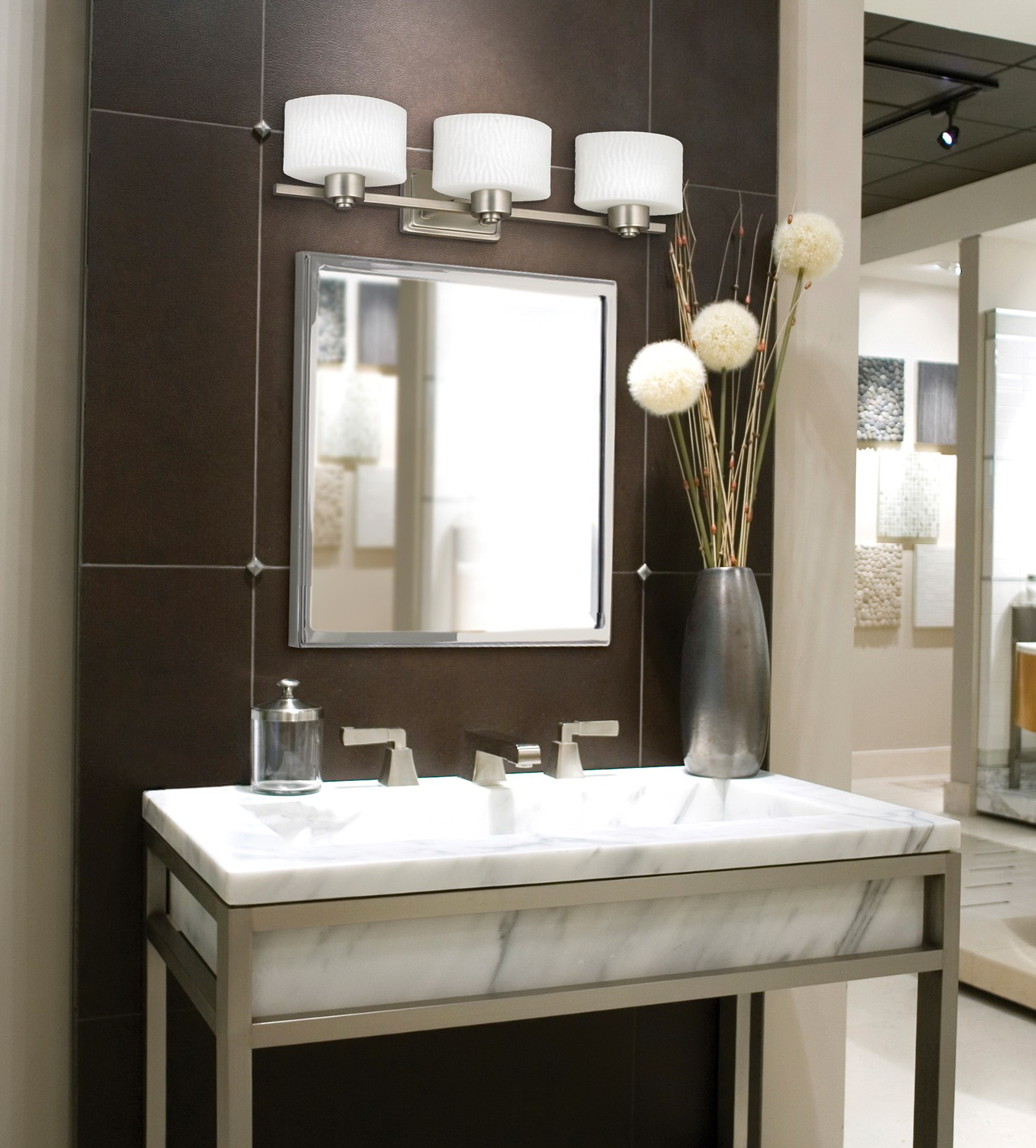 bathroom vanity mirrors with lights bathroom vanity wondrous bathroom vanity mirrors for com ideas brushed  nickel BZJZQFA
