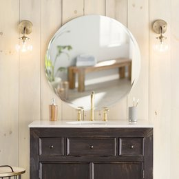 bathroom wall mirrors vanity mirrors ULVKBFN