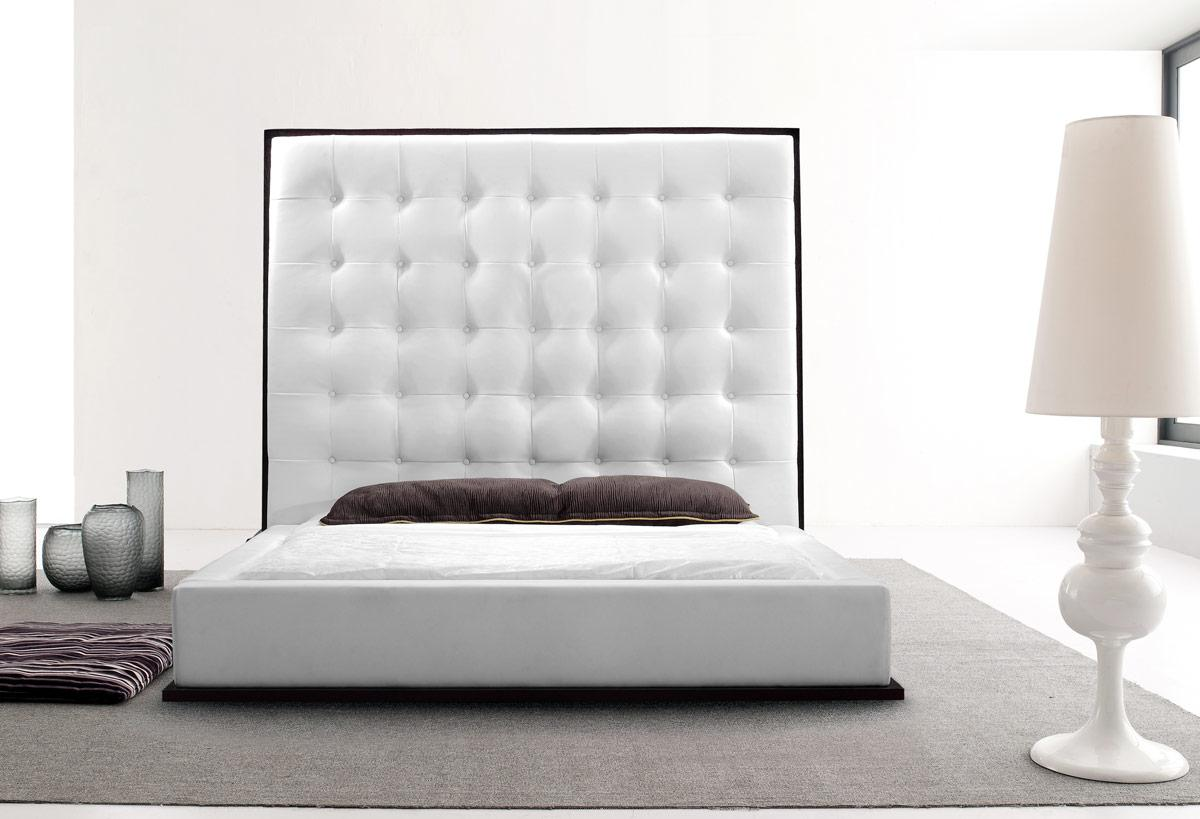bed headboards high headboard eco leather bed beth high headboard eco leather bed bed WHIVBBK