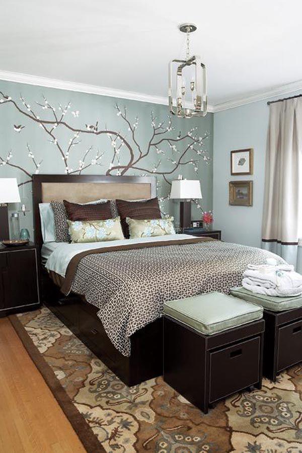 bedroom decor ideas 20 inspirational bedroom decorating ideas | bedroom decorating ideas, decorating  ideas EVWNIMW