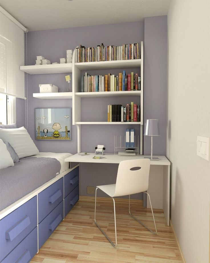 Choosing the bedroom desk for your home furniture