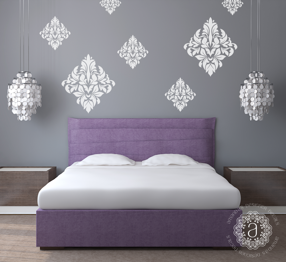 bedroom wall stickers bedroom-wall-decal ISAJPQO