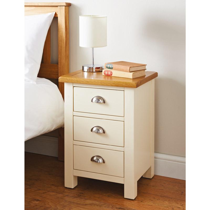 bedside table 322170-newsham-3-drawer-bedside DIWHKIB