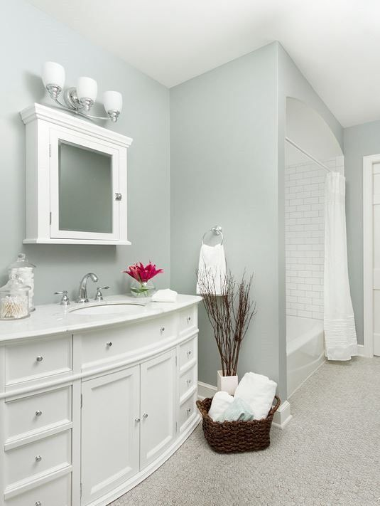 best 25+ bathroom colors ideas on pinterest | bathroom color schemes, guest KSJAUAH