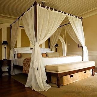 Best 25 Canopy Bed Curtains Ideas
