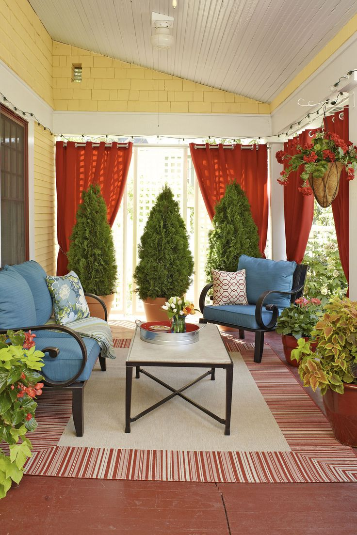 best 25+ patio curtains ideas on pinterest | outdoor curtains, outdoor  curtains ITUADZS