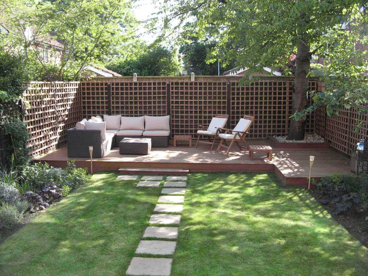 Small gardens for the home - goodworksfurniture