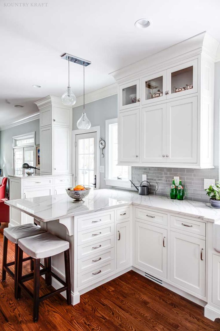 best 25 white kitchen cabinets ideas on pinterest kitchens with pertaining  to PHRLJMQ
