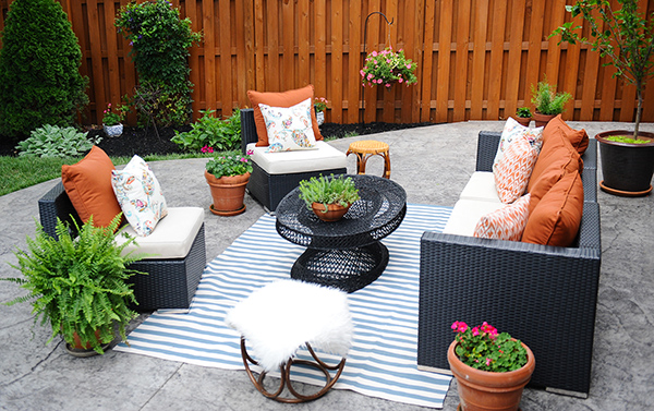 Patio Decorating Ideas Suitable for Your Lifestyle - goodworksfurniture