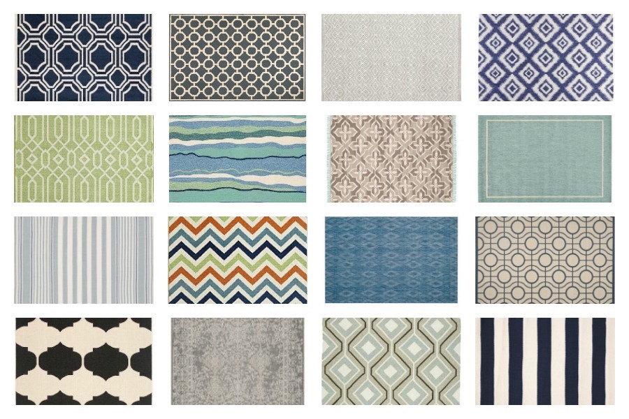 best sources for inexpensive indoor-outdoor rugs MNQIQUB