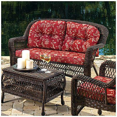 big lots patio furniture wicker wilson fisherar savannah resin wicker cushioned sofa at big lots 14199 patio MMRLBWS