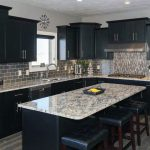 Even your black kitchen cabinets can be bold and beautiful