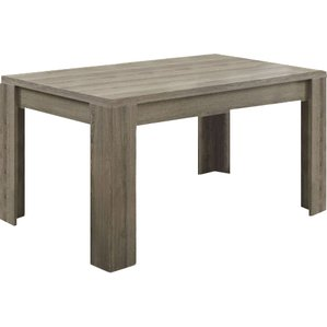 bleecker wood dining table DCHUQXD