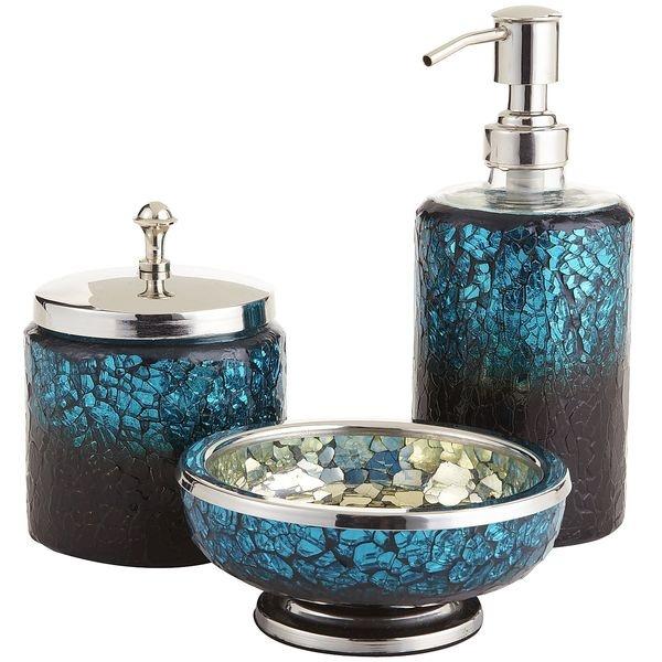 Blue Mosaic Bath Accessories Dipyridamole Us