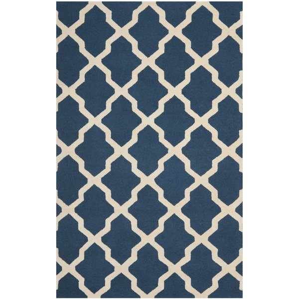 blue rug blue rugs youu0027ll love | wayfair AELBCOR