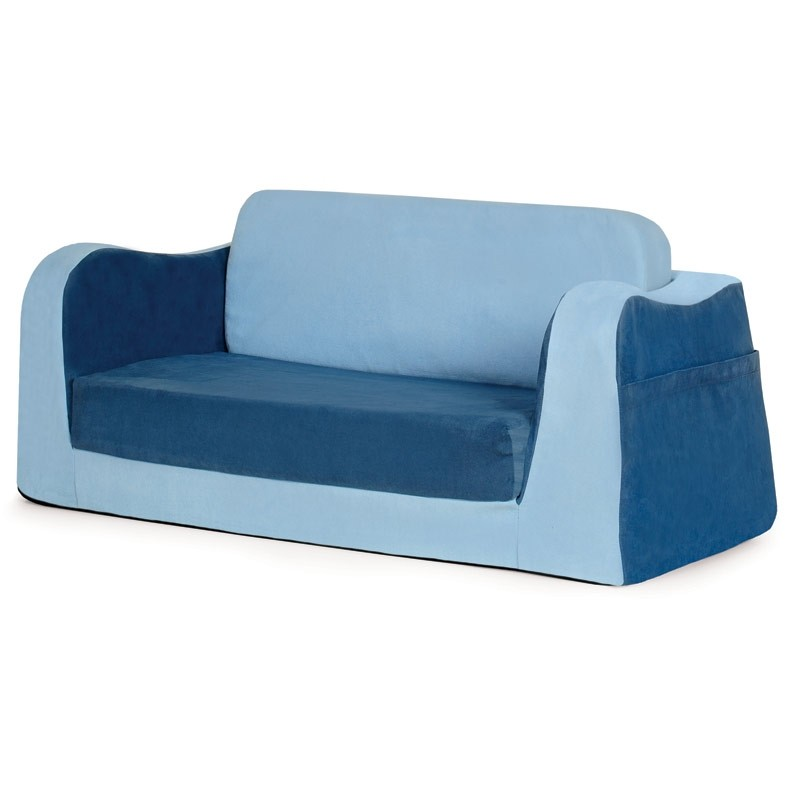 blue toddler sofa - little reader sofa - pkfflsabl - pkolino HYPZAXU