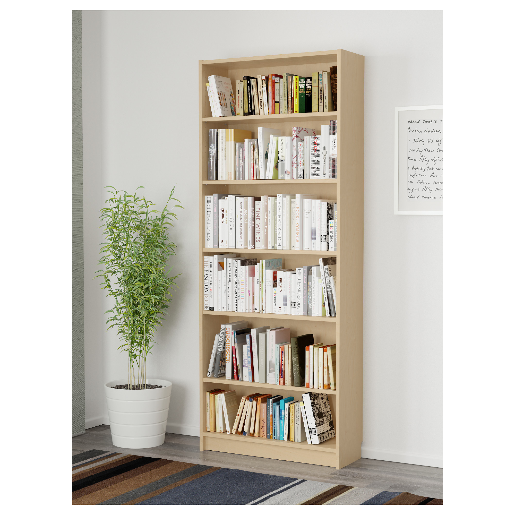 bookcases billy bookcase - white - ikea EDNMVPW
