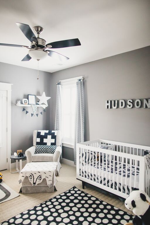 boy nursery ideas 10 steps to create the best boyu0027s nursery room HHSXWGJ