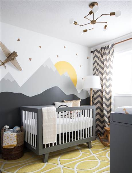 boy nursery ideas leclair decor ... UQOTOWO