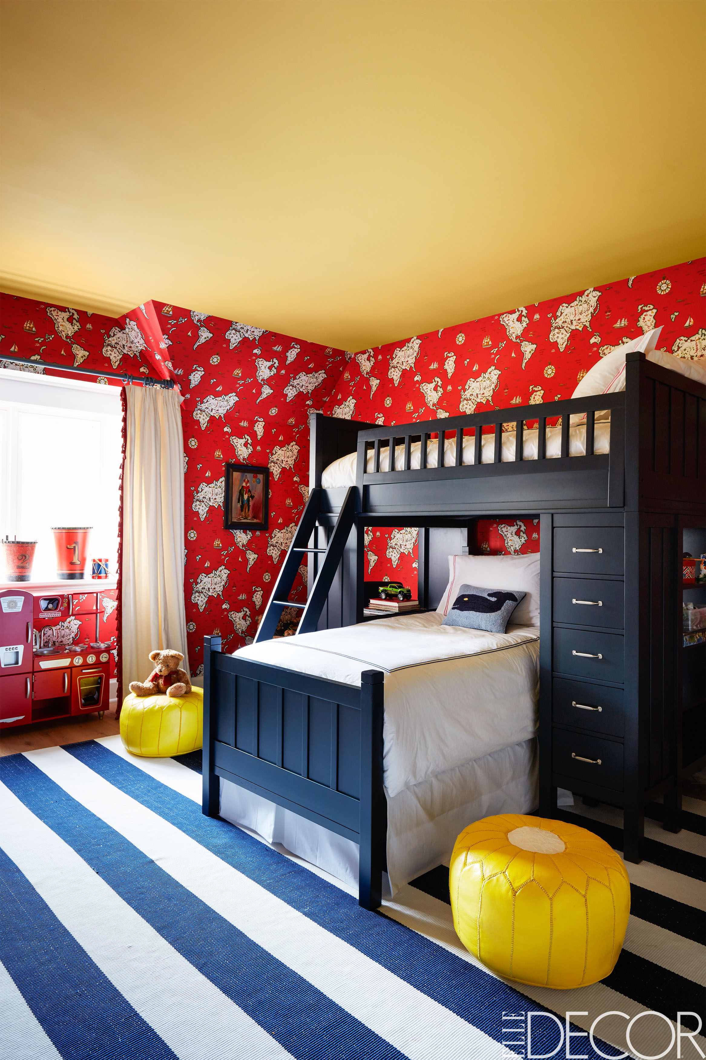 Stunning Little Boy Bedroom Decorating Ideas Contemporary Interior