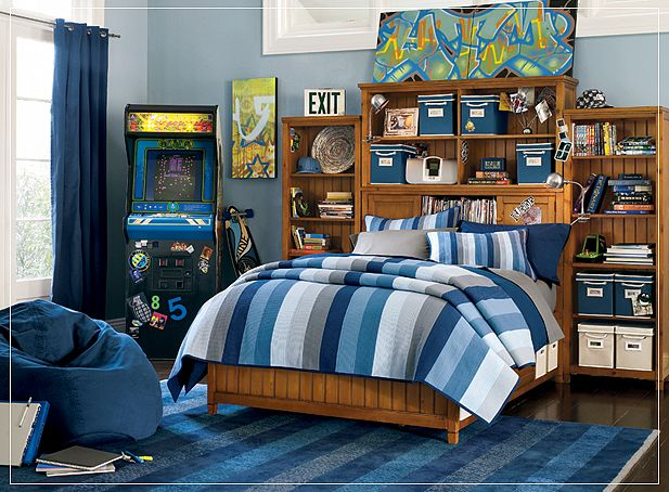 boys rooms teen room ideas MYLIICO