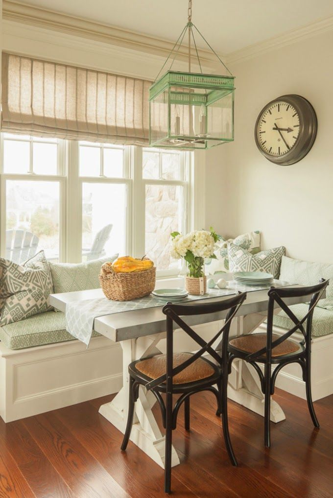 breakfast nook table 25 kitchen window seat ideas ZKURTLC