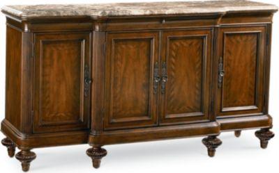 buffet furniture ernest hemingway® preserve buffet (marble top) MBEFDVA