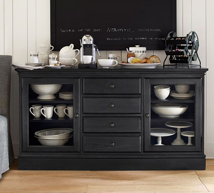 Delicieux Buffet Furniture Tucker Buffet | Pottery Barn VWVZOOR