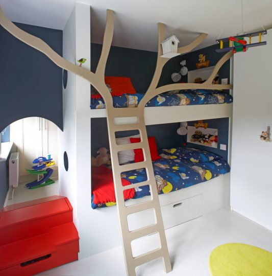 bunk beds for kids out on a limb GIQKWWX
