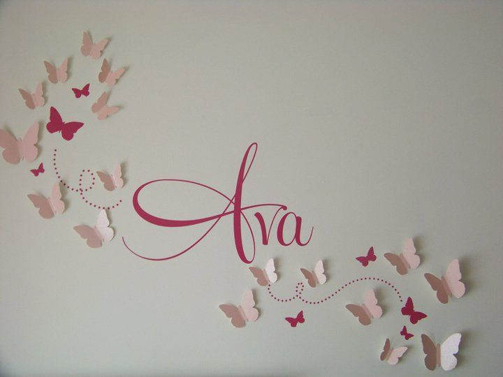butterfly wall decor buy 2 sets get 1 set free 3d butterfly wall art nora style FFFSDPO