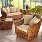 Cane furniture: value for money deal always
