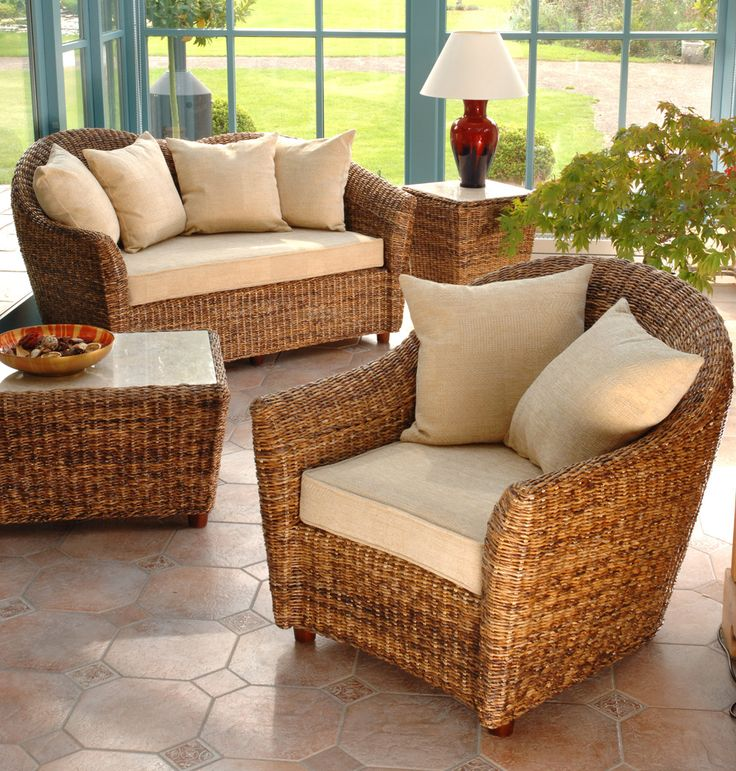 Cane furniture: value for money deal always