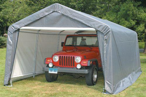 car u0026 truck garages, portable garage building structures ZVVWETZ