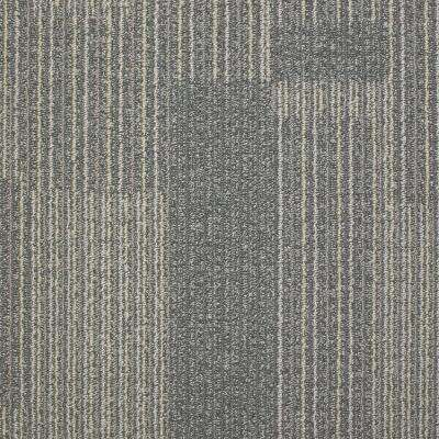 carpet tiles rockefeller nickel loop 19.7 in. x 19.7 in. carpet tile (20 tiles/ RJXKZKN
