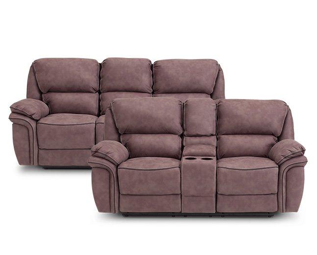 carver reclining sofa set WZHSNHF