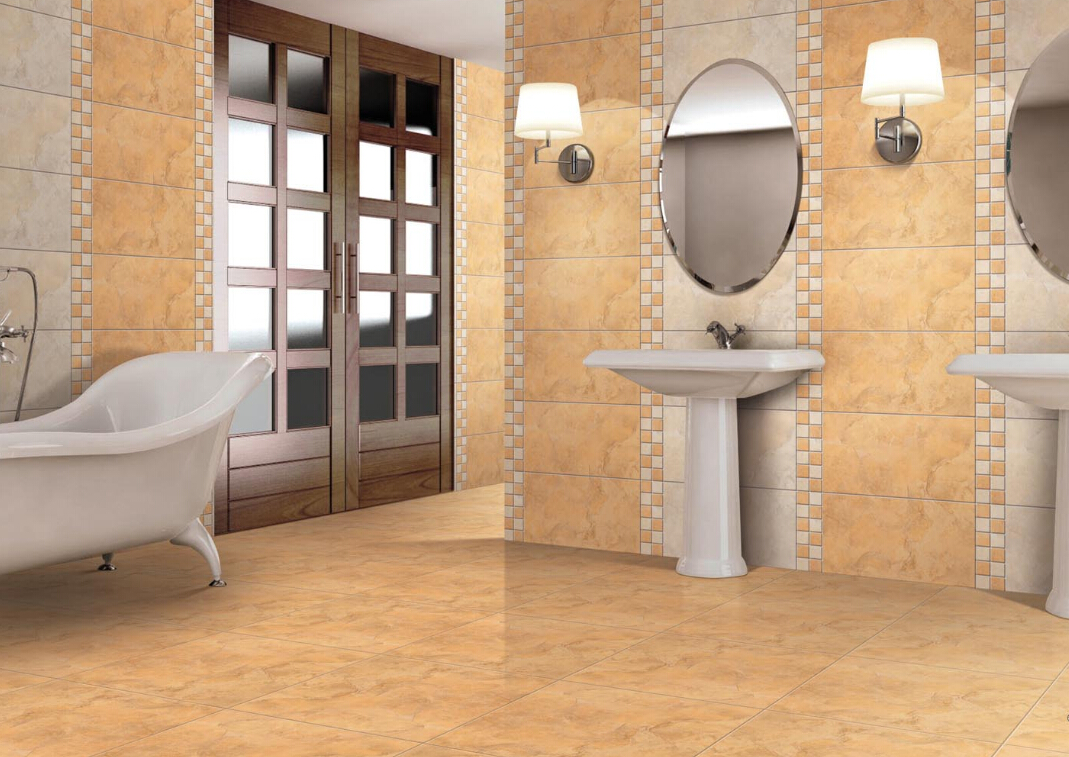 ceramic floor tiles for bathroom yhe6101 EILVPGE