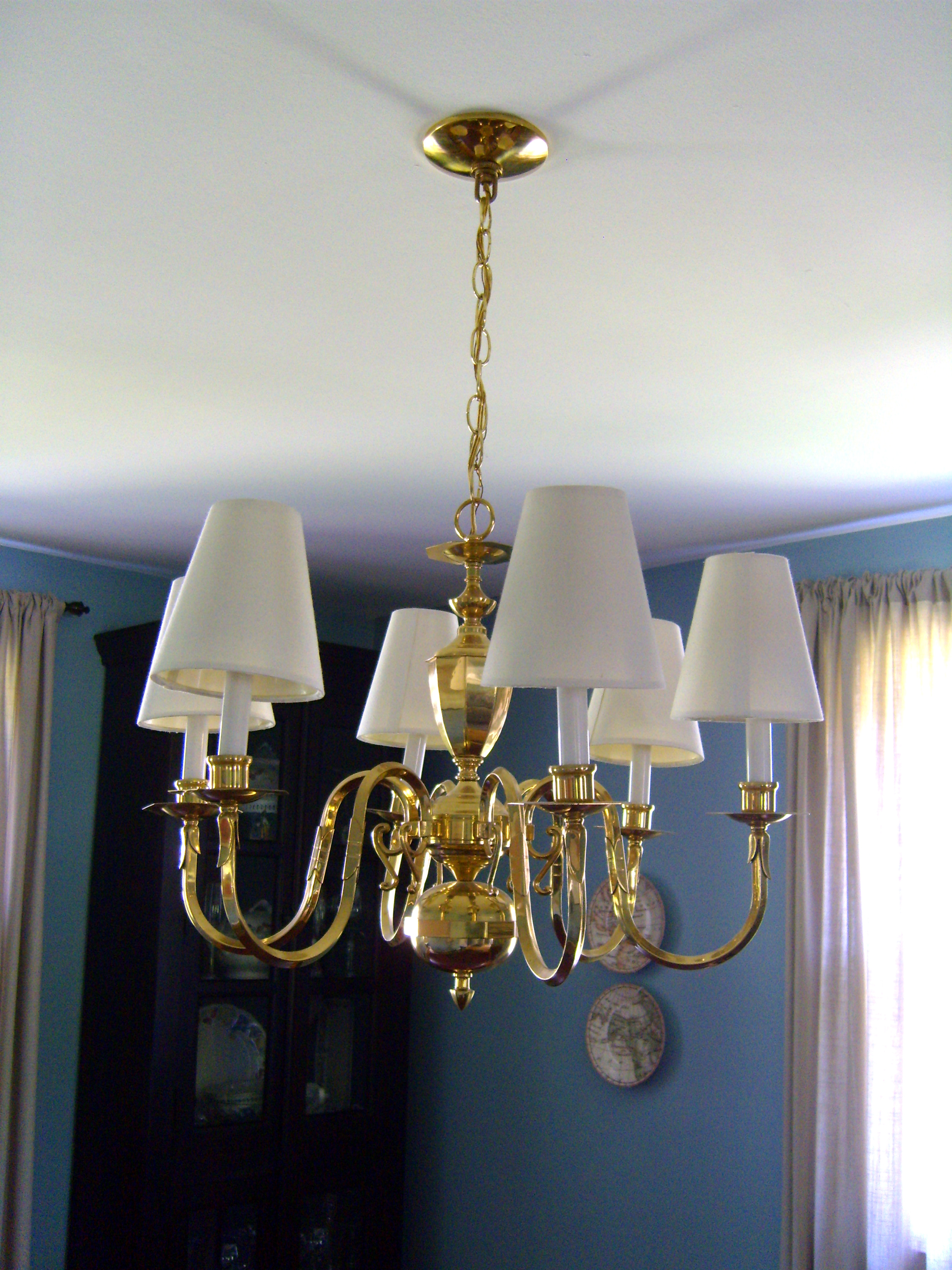 How to choose a chandelier lampshade goodworksfurniture chandelier lamp shades candelabra not small lamp shades for chandeliers included listed interest measure style dsbpexc arubaitofo Images