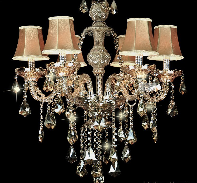 chandelier lamp shades captivating lamp shades for chandeliers with a crystal ball and a small lamp YKXVOTT